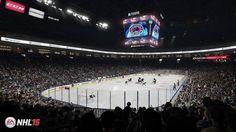 NHL 15 - Nationwide Arena  Home Ice: Columbus Blue Jackets Location: Columbus, Ohio Opened: September 9, 2000