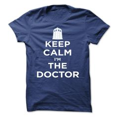[Best t shirt names] I am the doctor Coupon Today Hoodies