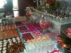 CECIL SESMA Event Planner & Candy Bar.