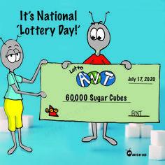 National Lottery, Sugar Cubes, Cartoon Drawings, Drawings Of Cartoons
