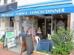 Furin's - Breakfast  Georgetown - Washington D.C.   Amazing Pancakes!  (But, it is closed down now)