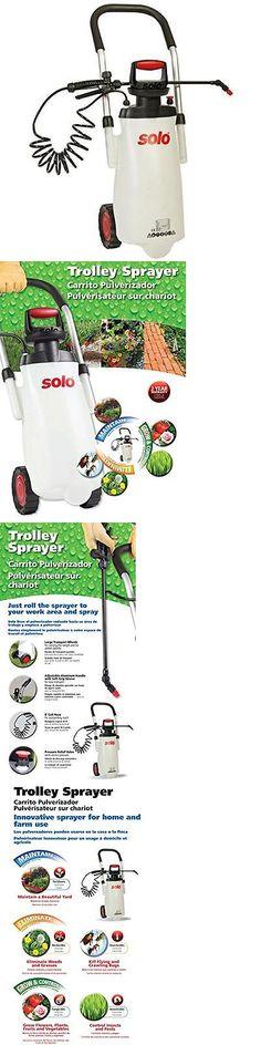 Garden Sprayers 178984: Garden Backpack Sprayer Lawn Pump 4 Gallon ...