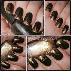 OPI I brake for manicures & Zoya Faye