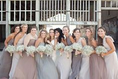mismatched bridesmaid dresses - Google Search