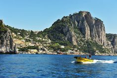 Island of Capri.