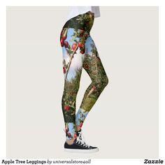 Apple Tree Leggings
