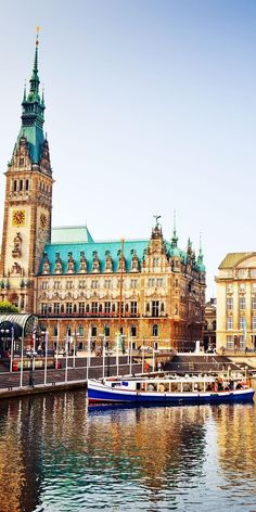 Hamburg, Germany | Amazing Photography Of Cities and Famous Landmarks From Around The World