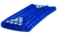 floatable beer pong table