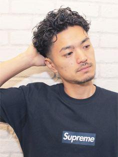 アルバム 原宿2号店(ALBUM) 【ALBUM原2】能瀬_カジュアルハードパーマ_4734
