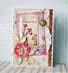 card by Agnes B •○•