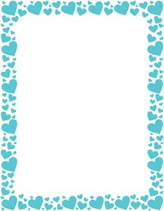 Free yellow heart border templates including printable border paper and clip art versions. File formats include GIF, JPG, PDF, and PNG. Vector images are also available. Doodle Borders, Page Borders, Borders For Paper, Borders Free, Valentines Day Border, Printable Border, Heart Doodle, Boarders And Frames, Heart Border