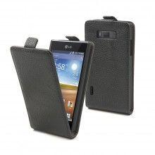 Custodia LG Optimus L7 Muvit Slim - Nero  € 13,99