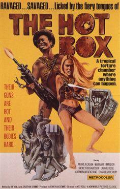 The Hot Box (1972) Director: Joe Viola Stars: Carmen Argenziano, Andrea Cagan…