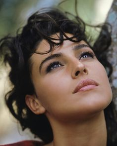 Monica Bellucci (Italian model and actress). I could start a Board just for her :) Photographed by Bruce Weber for Fame Magazine - Miami, FL. http://www.bruceweber.com/#/photography/beauty/1917