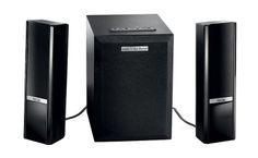 [CATALOGUE PRINTEMPS 2015] Hercules 2.1 Gloss Bluetooth: Système de haut-parleurs multimédia Bluetooth® polyvalent et accessible à tous. Diffusez à distance la musique de tous vos appareils Bluetooth® - ordinateur, tablette, smartphone… Connecter également tous vos autres appareils (PC, Mac®, netbook, lecteur CD/DVD, etc…). Réf. 4780766 Existe également en version filaire uniquement | Réf. 4780534. http://www.exertisbanquemagnetique.fr/info-marque/hercules #Hercules #Enceinte #Audio