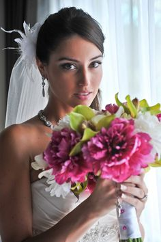 Real Touch Flowers and Wedding Bouquets, Natural Touch Silk Flowers