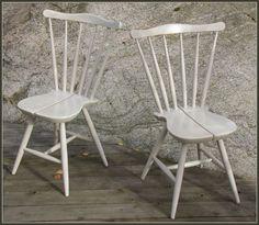 TOHOLAMPI chair, designed by Ilmari Tapiovaara