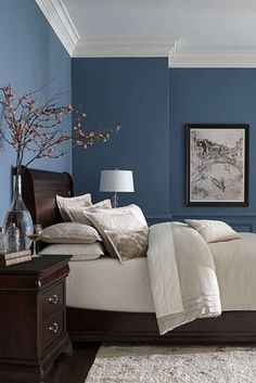 21 fantastiche immagini su Colori delle pareti della camera ...