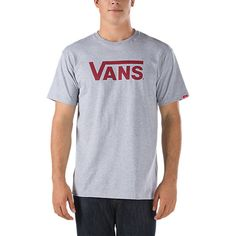 85309255ee The Vans Classic T-Shirt is a heavier weight 90% cotton