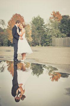 Reflection <3   Columbus Ohio Wedding and Portrait Photography - Columbus Ohio Based Photographers - Photos and Portraits from S Photography