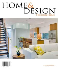 Home & Design Magazine | White exterior houses, Design magazine and ...