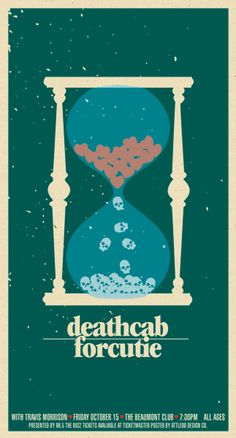 •Death Cab For Cutie•