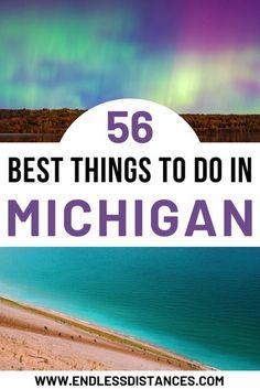 Michigan Usa, Michigan Travel, Michigan Tourism, Traverse City Michigan, Stuff To Do, Things To Do, Samana, Beste Hotels, Budget Planer