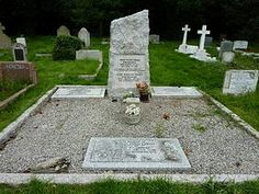 Tombstone of Joseph Conrad