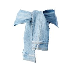 denim shirt extra geknotet ❤ liked on Polyvore featuring accessories, jackets, shirts, tops and belts