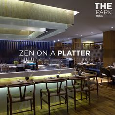 Zen can come from many things. For us, one of them is food! Welcome to Zen at The Park Kolkata. For reservations: 033 2249 9000