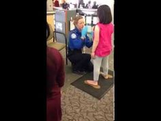 Tsa pat down 2 & 6 year old.  This is the war on terror in the United States. This is what we allow our government to do. The home of the free and land of the brave... sickening. People need to wake up and be heard and vote. 04-22-2014