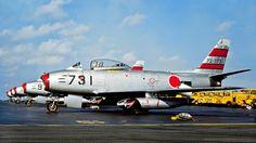 "fcba: "" JASDF Sabres at Misawa Airbase, Japan, in (Akira Watanabe) "" Sabre Jet, Show Me Photos, Navy Marine, Air Show, Military Aircraft, Fighter Jets, Aviation, Japan, Akira"