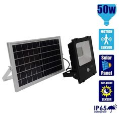 Αυτόνομος Ηλιακός LED Φωτοβολταϊκός Προβολέας 50W IP65 με Αισθητήρα Κίνησης Ψυχρό Λευκό 6000k Αν ενδιαφέρεστε για αυτό το προϊόν επικοινωνήστε μαζί μας Ηλιακός++LED+Προβολέας+50W+με+Αισθητήρα+Κίνησης+Ψυχρό+Λευκό