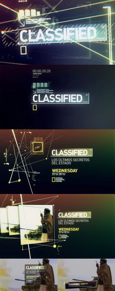 NatGeo Classified - PALIS