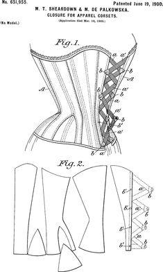 Apparel-corset