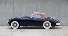 1959 Jaguar XK-150 SE Roadster