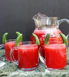 Halloween Drink: Devilish Punch