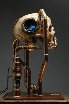 mad scientist steampunk - Google Search