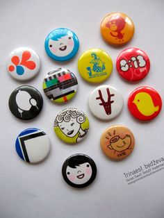 Badges...