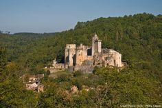 Château de Bonaguil  (le fin du monde)
