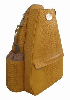 Reptilian Umber Small Sling Tennis Bag, found at Life Is Tennis!