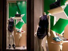 Stella McCartney Fashion Week windows 2014, Milan – Italy