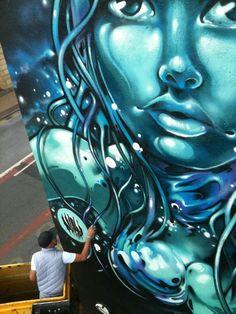 Big Walls By Philth - Manchester (United Kingdom)