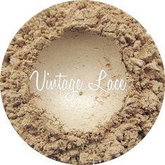 Loose Mineral Eyeshadow-Vintage Lace