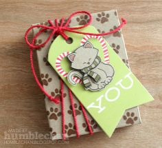 Humblechan: Deck the Halls with Inky Paws: Blog Hop