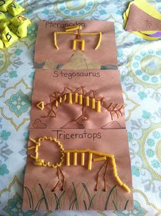 Children are love dinosaur crafts. Children as well as women alike are so enchanted with dinosaurs. Here are some creative concepts of dinosaur craft to stimulate their creative thinking! Dinosaur Classroom, Dinosaur Theme Preschool, Dinosaur Activities, Preschool Crafts, Activities For Kids, Dinosaur Crafts Kids, Dinosaurs For Kids, Dinosaurs Eyfs, Dinosaur Nursery