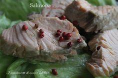 Salmone delicato ricetta semplice