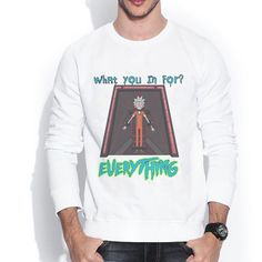 Check our new amazin product: RICK AND MORTY PR... here! http://rickandmortyshop.com/products/rick-and-morty-printed-mens-sweatshirt-prision?utm_campaign=social_autopilot&utm_source=pin&utm_medium=pin