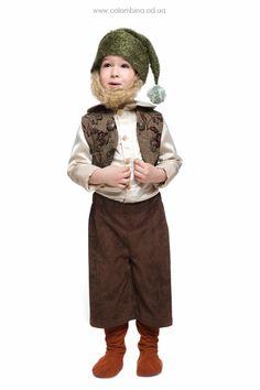 Детский карнавальный костюм Гномик: прокат, пошив, купить в Одессе | Костюмерная Colombina