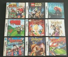 Nintendo Ds, Nintendo Switch, Ds Games, Tinkerbell, Childhood, Gaming, Ebay, Type, Infancy
